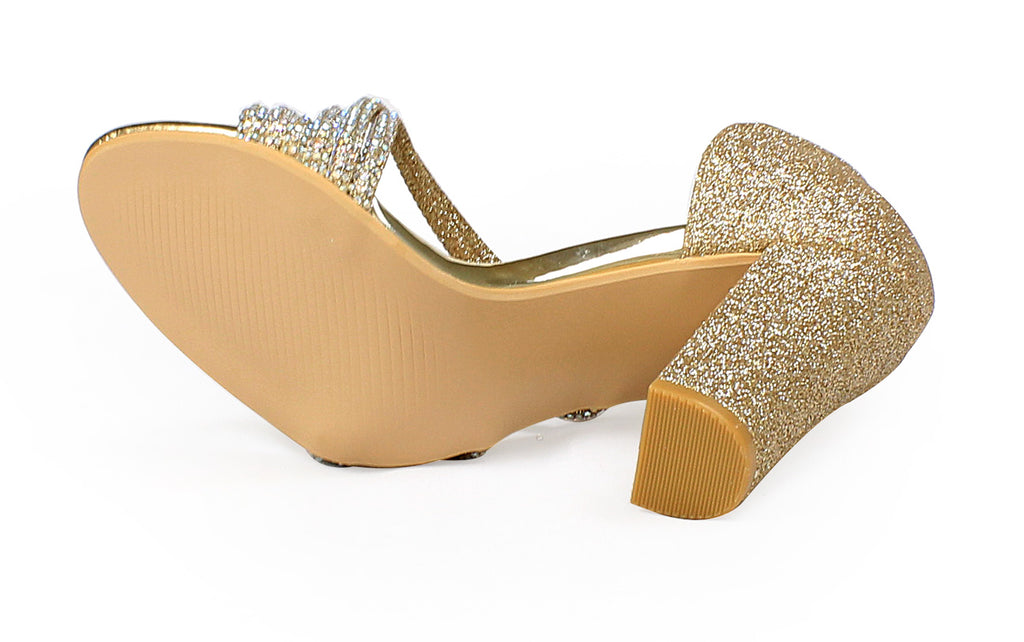 97424S Footwear Golden