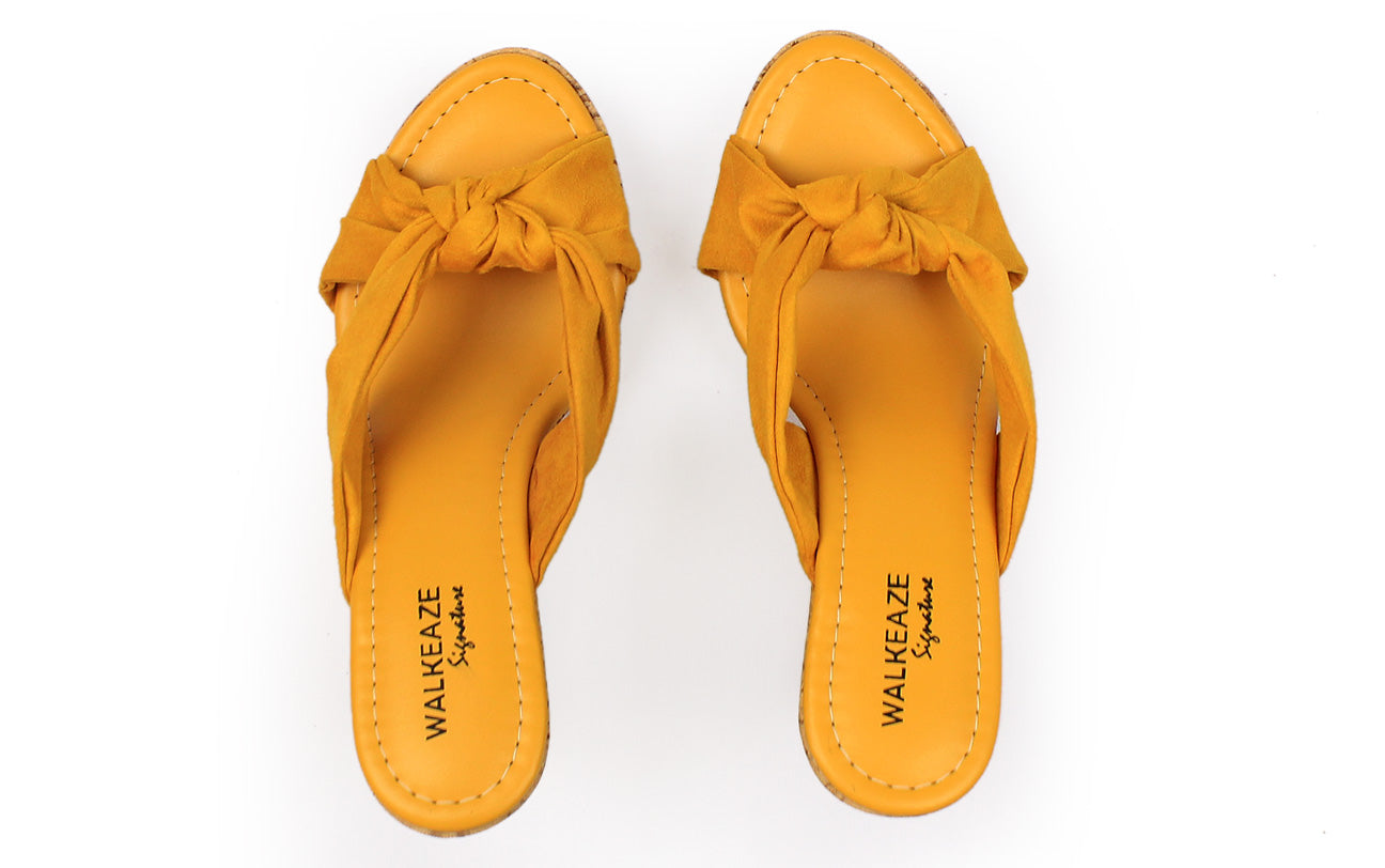 97618S Footwear Yellow