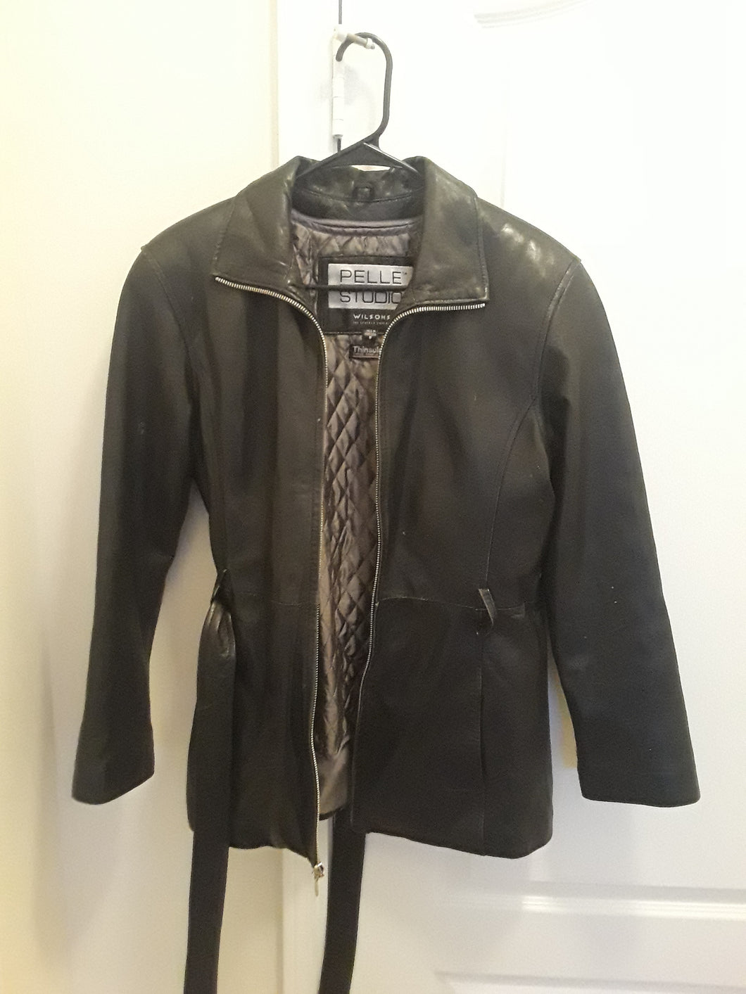 Wilson's Pelle Studio Leather Jacket