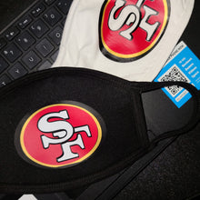 Load image into Gallery viewer, 49ers Face Mask