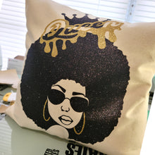 Load image into Gallery viewer, Custom Queen Pillow