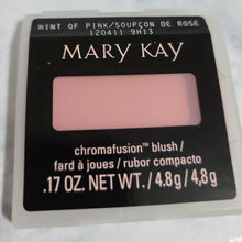 Load image into Gallery viewer, Mary Kay Hint of Pink Chromafusion Blush .17oz