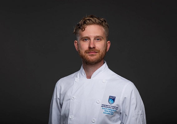 Executive Chef Rylan Krause