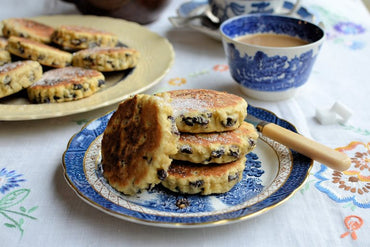 Welsh Cakes and Tea