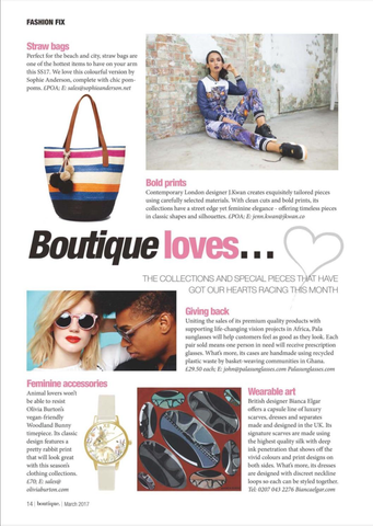 J.KWAN Feature, Magazine Feature, March Issue, Spring Season