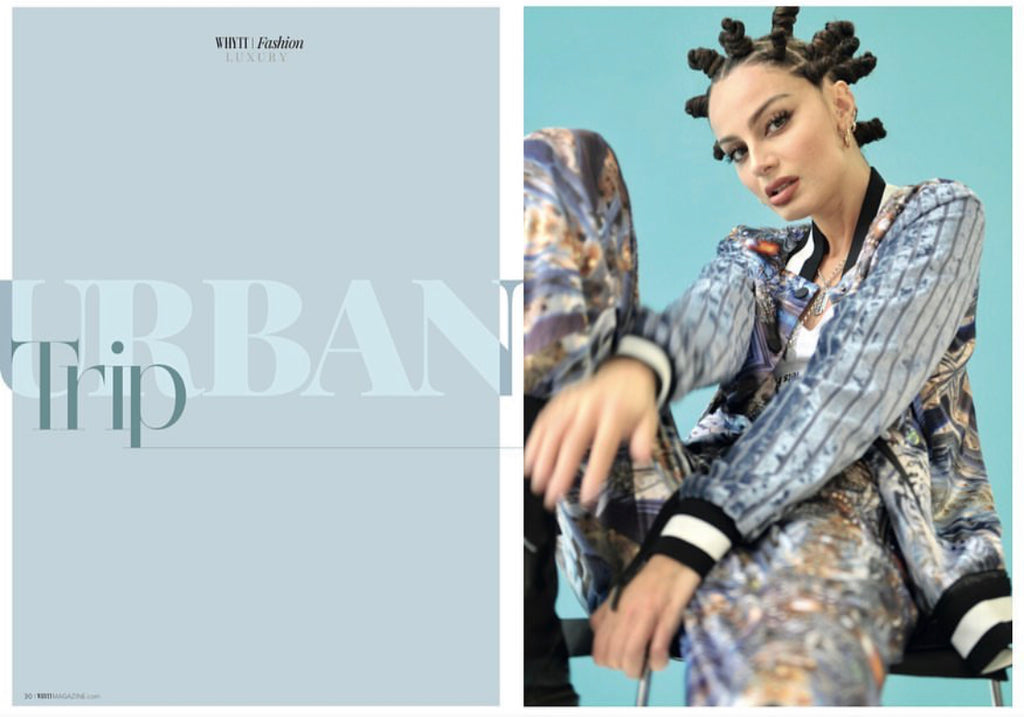 Whytt Magazine J.KWAN Feature with Toryia Music