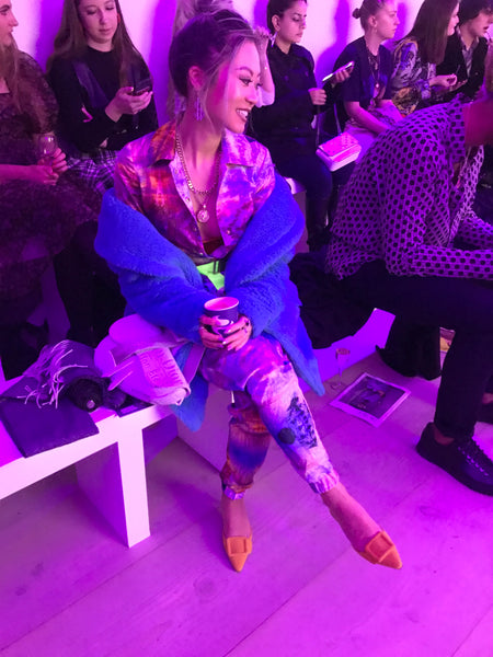 J.KWAN London Fashion Week, Front Row, Alice Temperely