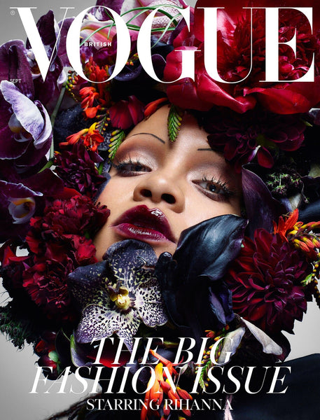 J.KWAN Vogue Feature, Vogue Magazine, British Vogue, Rihanna