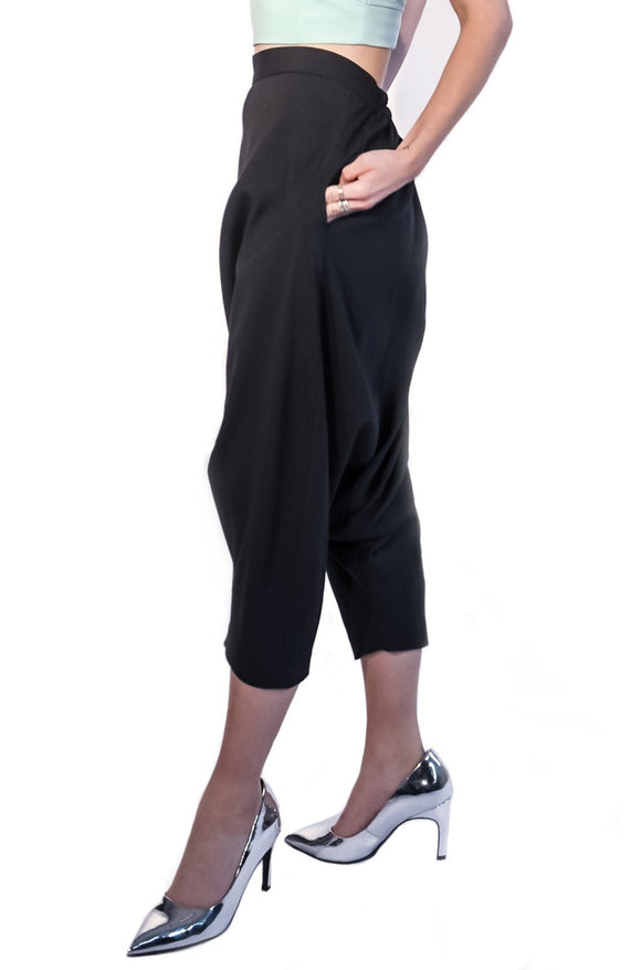 Drop-It-Low Trousers