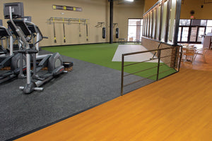 Commercial Sports Flooring