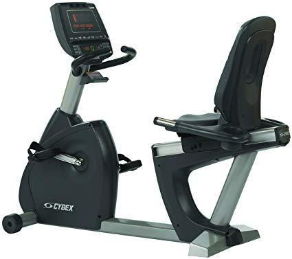Cybex 750R Recumbent Bike-Bikes & Cycles-NEW AND USED GYM EQUIPMENT/ GYMS DIRECT USA