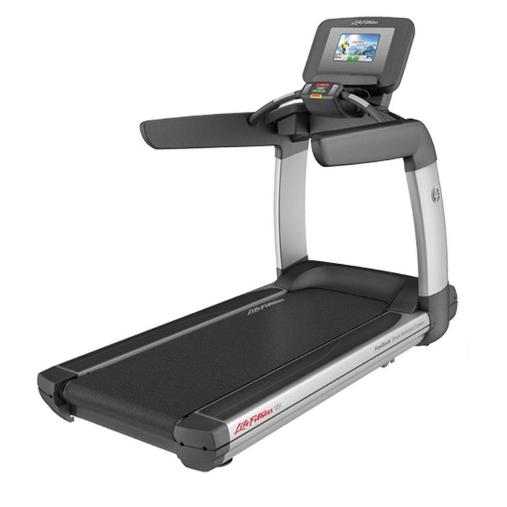 Life Fitness Discover SI Treadmill-Treadmill-NEW AND USED GYM EQUIPMENT/ GYMS DIRECT USA