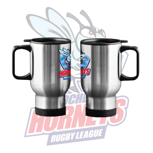 Rochdale Hornets Crest Thermal Travel Mug