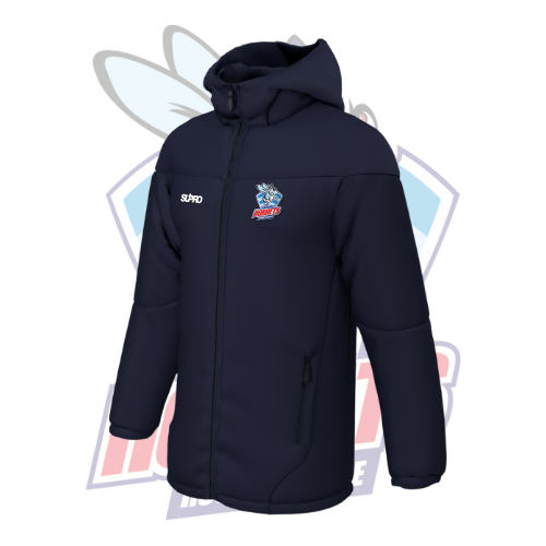 Rochdale Hornets Supro Team Thermal Contoured Jacket