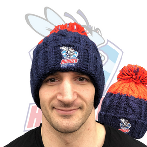 Rochdale Hornets Luxury Bobble Hat