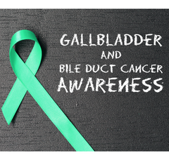 Common Risk Factors To Mention in Gallbladder and Bile Duct Cancer Awareness Plan - Sappy Inspo Tees