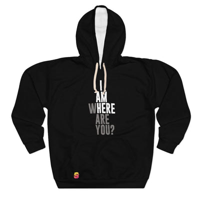 I Am Here Where Are You Unisex Pullover Hoodie - Sappy ~Inspo~ Tees