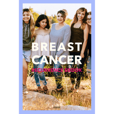 What You Need to Know About Breast Cancer Recurrence Ebook - Sappy ~Inspo~ Tees