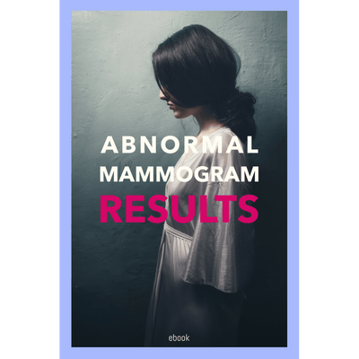 Abnormal Mammograms and What to Do Next Ebook - Sappy ~Inspo~ Tees