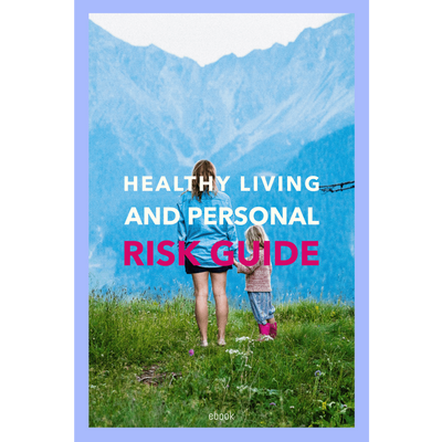Healthy Living and Personal Risk Guide Ebook - Sappy ~Inspo~ Tees
