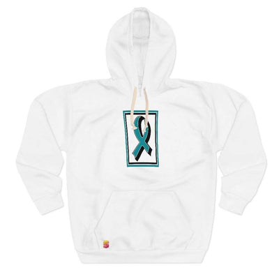 Cervical Cancer Awareness Unisex Pullover Hoodie - Sappy ~Inspo~ Tees