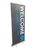 Economy Retractable Banner Stand