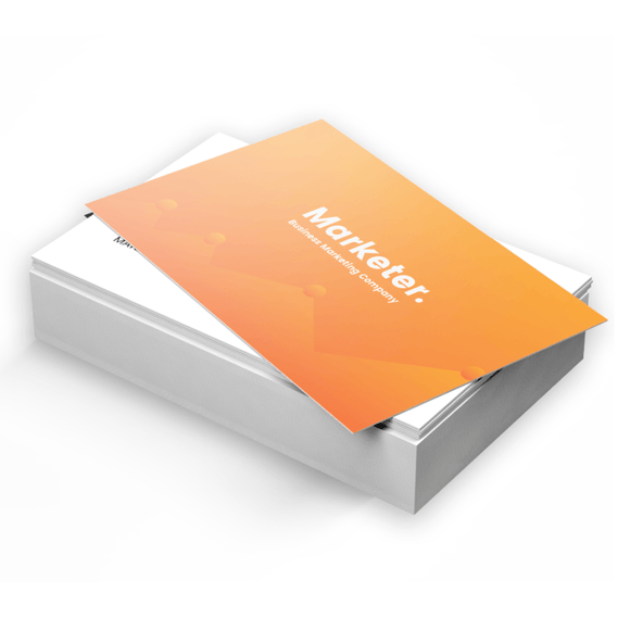 Business Cards - 16pt + Matte Finish