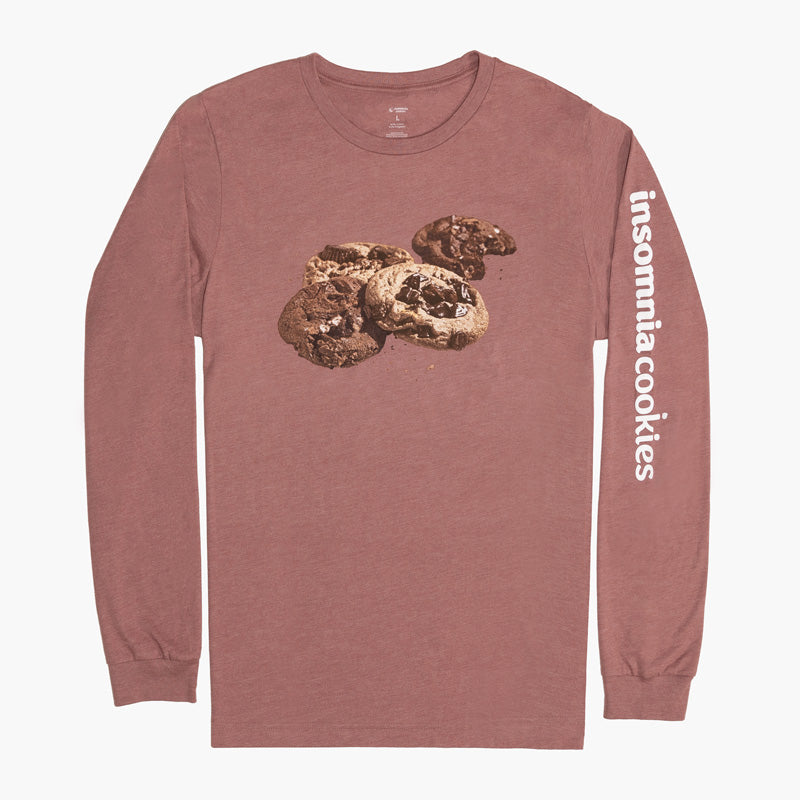 Deluxe Life Long-Sleeve Tee