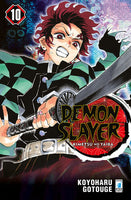 DEMON SLAYER - KIMETSU NO YAIBA 10