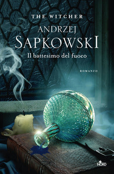 BATTESIMO DEL FUOCO. THE WITCHER (IL). VOL. 5