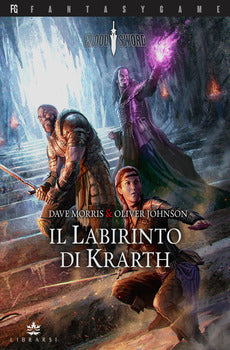 LABIRINTO DI KRARTH. BLOOD SWORD (IL). VOL. 1