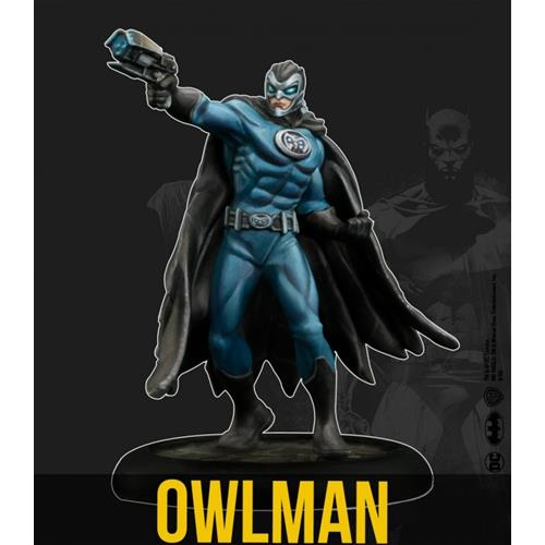 BATMAN MINIATURE GAME - OWLMAN