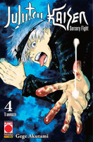 JUJUTSU KAISEN SORCERY FIGHT 4