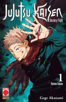 JUJUTSU KAISEN SORCERY FIGHT 1