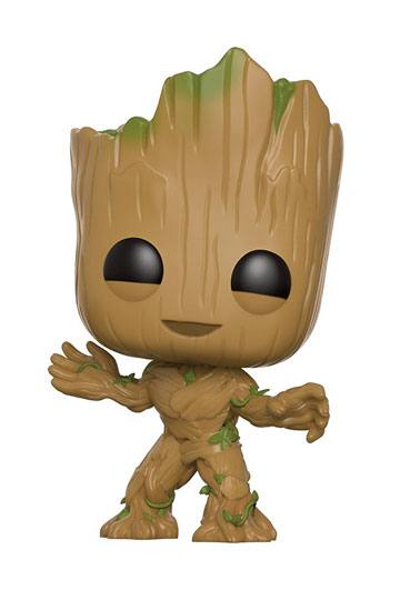 Guardians of the Galaxy Vol. 2 POP! Marvel Vinyl Figure 202 Young Groot 9 cm