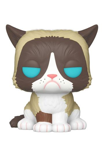 Grumpy Cat POP! Icons Vinyl Figure 60 Grumpy Cat 9 cm