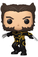 X-Men 20th Anniversary POP! Marvel Vinyl Figure 637 Wolverine In Jacket 9 cm