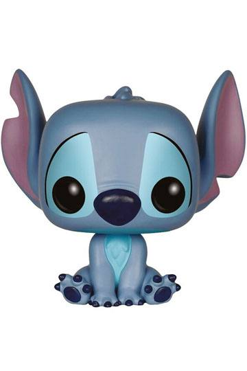 Lilo & Stitch POP! Vinyl Figure 159 Stitch (Seated) 9 cm