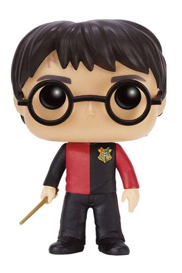 Harry Potter POP! Movies Vinyl Figure 10 Harry Triwizard 9 cm
