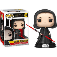 STAR WARS: THE RISE OF SKYWALKER - POP FUNKO VINYL FIGURE 359 DARK REY 9CM