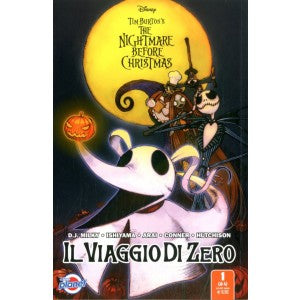 THE NIGHTMARE BEFORE CHRISTMAS - IL VIAGGIO DI ZERO 1