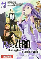 RE:ZERO BOX SERIE COMPLETA (2 VOLUMI)