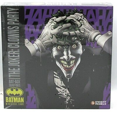 BATMAN MINIATURE GAME - THE JOKER: CLOWNS PARTY