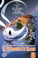 THE NIGHTMARE BEFORE CHRISTMAS - IL VIAGGIO DI ZERO 2
