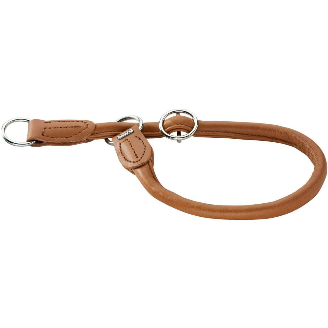 Training collar Round & Soft Elk