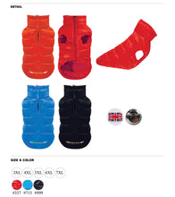 Puppy Angel Love Down Vest For Bulldog (Big Chest, Zipper) ( PA-OW229 )