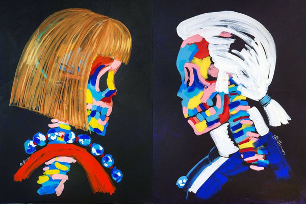 Bradley Theodore - Anna and Karl, 2017