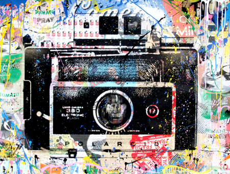 Polaroid - Mr. Brainwash