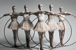 Greg Lotus - Hoop Ballet, Vogue Italy