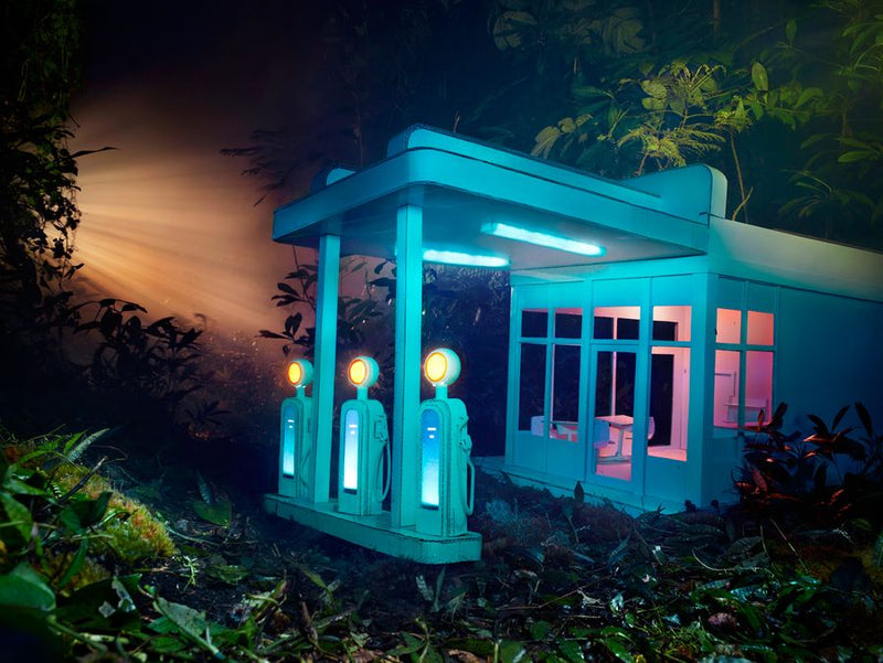 David Lachapelle - Teco Gas, 2012